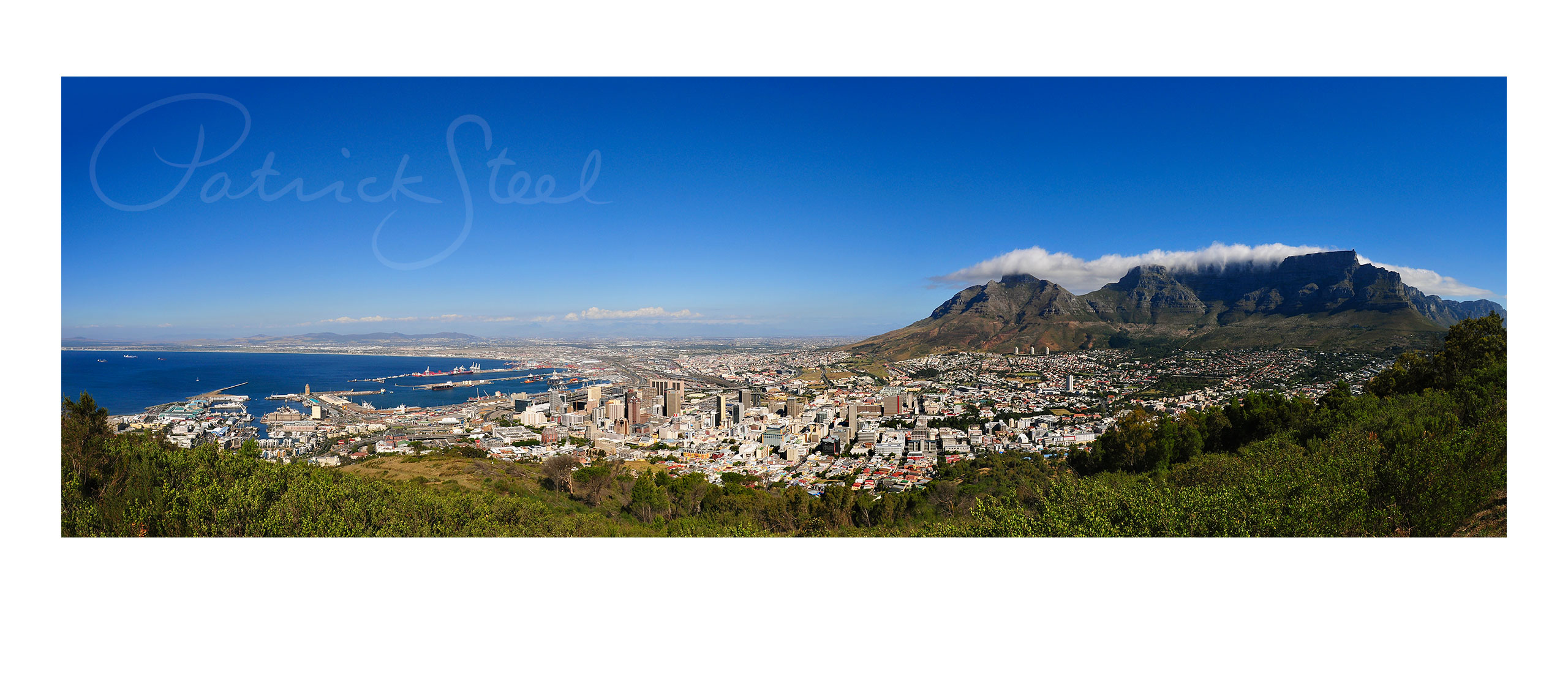 View from Signal Hill | Cape Town, South Africa, III | <a href=