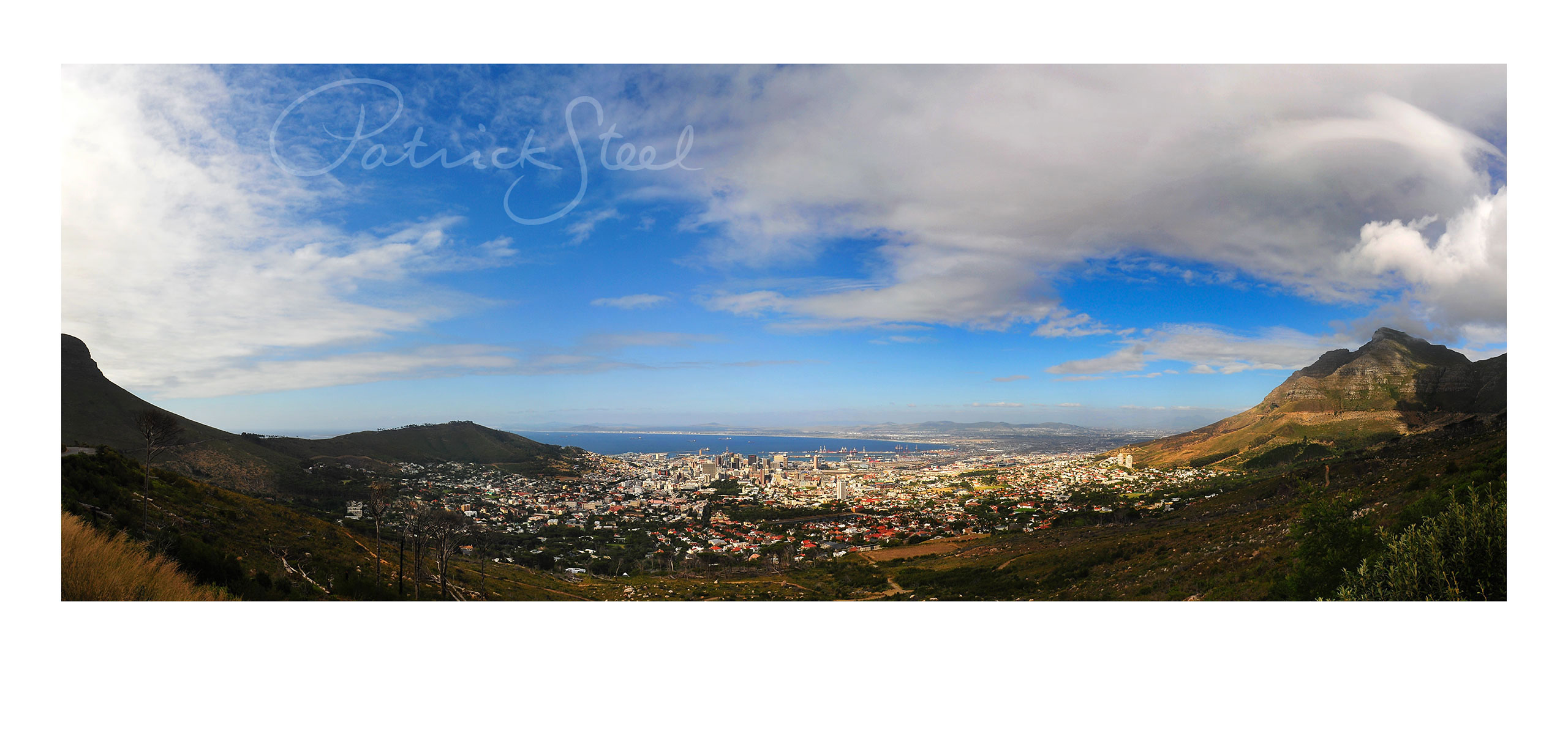 photograph of cape town south africa by professional landscape photographer patrick steel