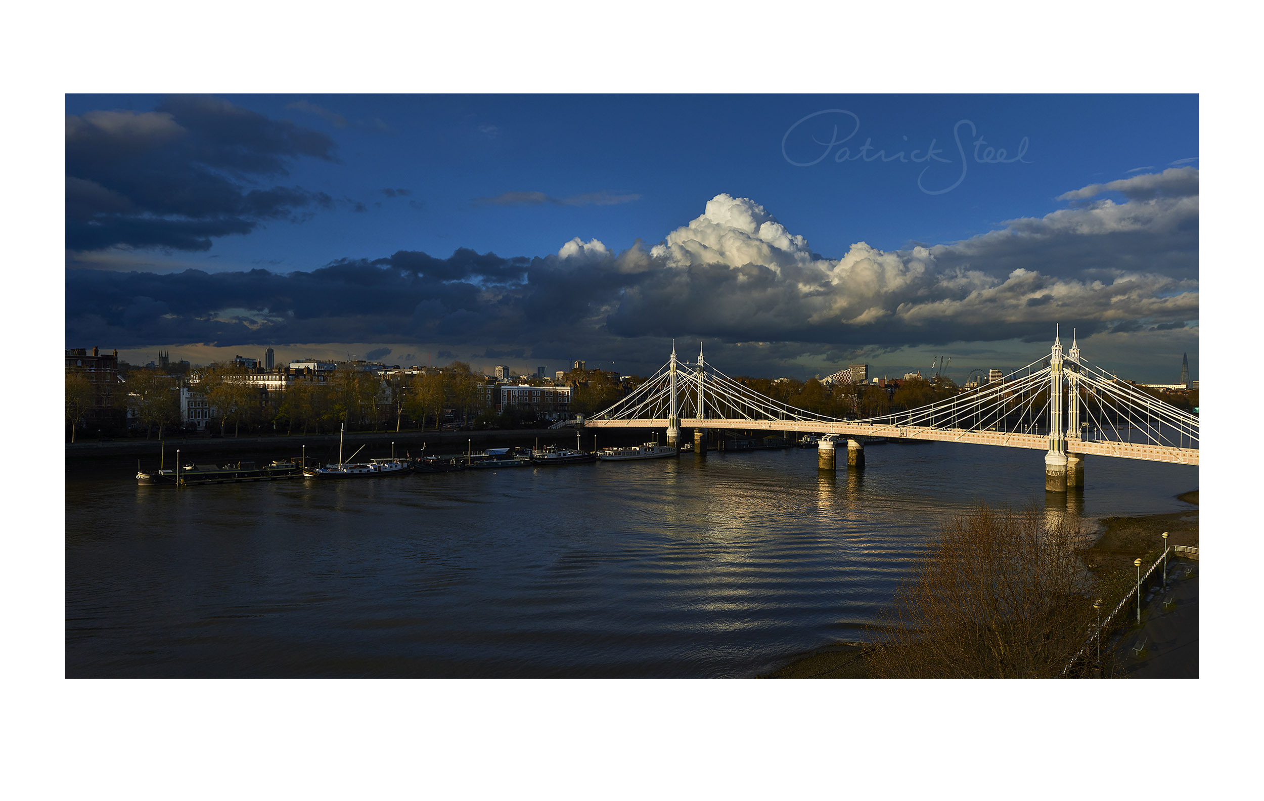 Title: Albert Bridge   <a href=