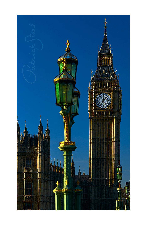 Title: Elizabeth Tower I, Westminster, London | <a href=