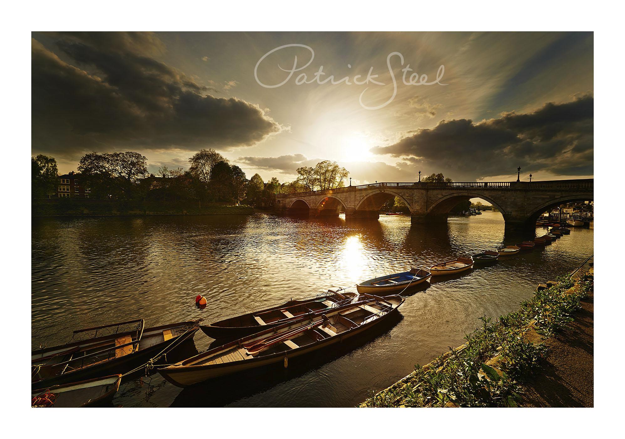 Title: Richmond Bridge II, Richmond upon Thames | <a href=