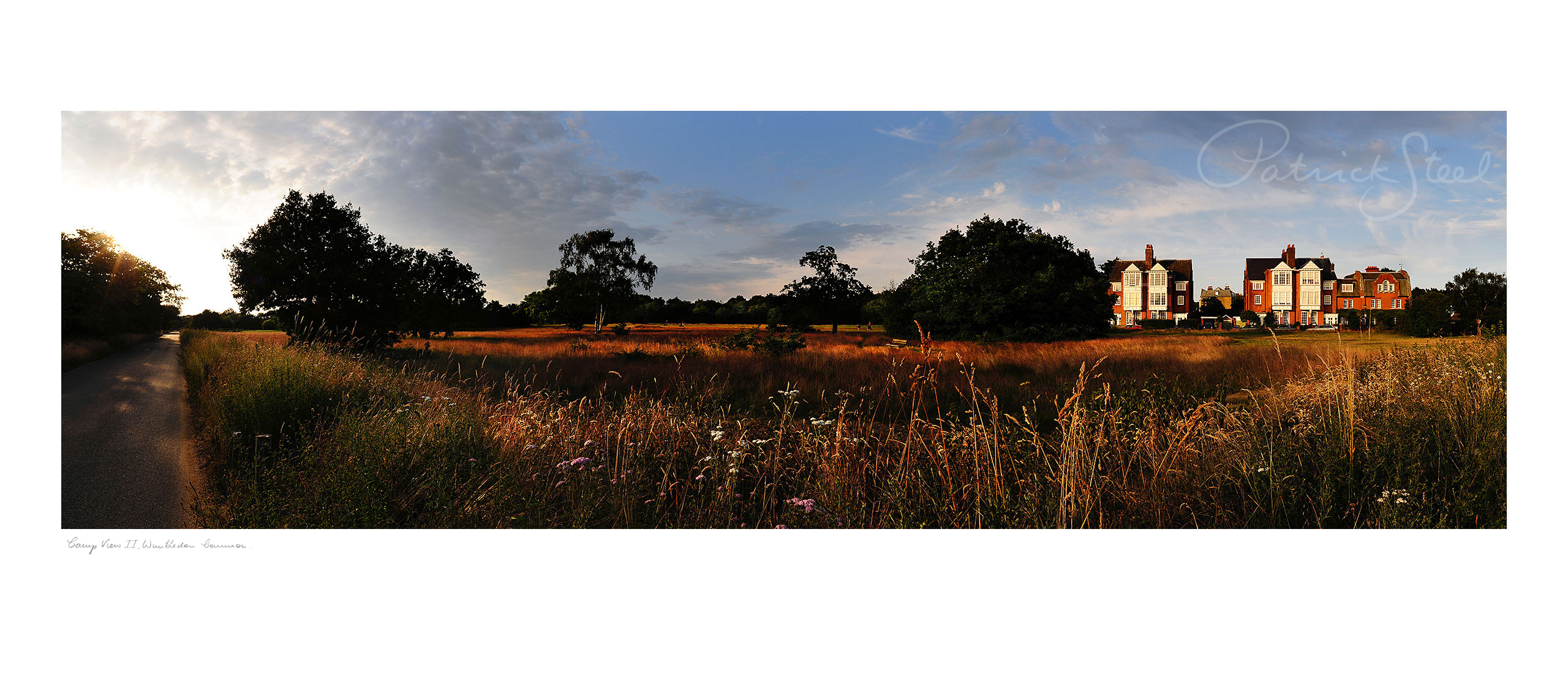 Title: Camp View II, Wimbledon Common | <a href=