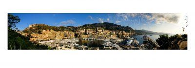 photograph of port hercule monaco by landscape photographer patrick steel