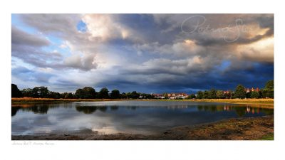 photograph of rushmere pond by landscape photographer patrick steel
