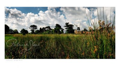 photograph of the wimbledon windmill on wimbledon common by professional landscape photographer patrick steel